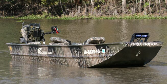 алюминиевые лодки на рыбалки болотоход