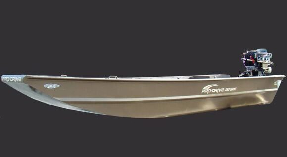 17×48 SBX Series Boat (24″ Sides)